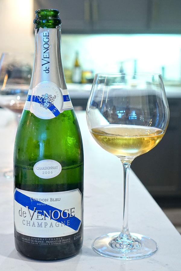 2006 de Venoge Champagne Blanc de Blancs Brut