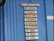 Vespertine Cuban Menu: Signboard Photo