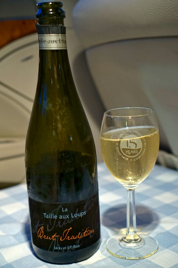 NV Taille aux Loups, Jacky Blot, Brut Tradition | Loire, France