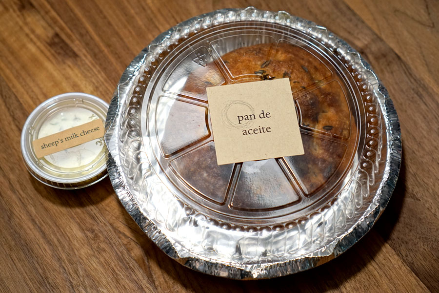 Pan de Aceite (In Packaging)