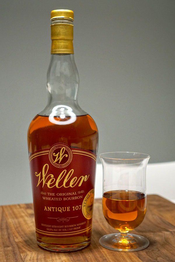 2019 Weller Antique 107 - Providence Single Barrel Select
