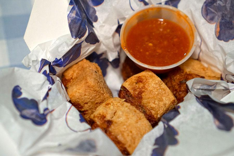 Fried Tofu Fishcakes