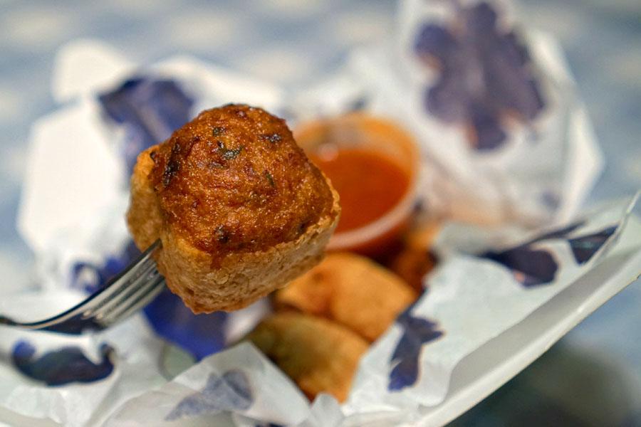 Fried Tofu Fishcakes (Individual)