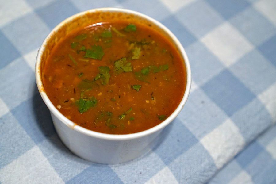 Harira Lentil Soup