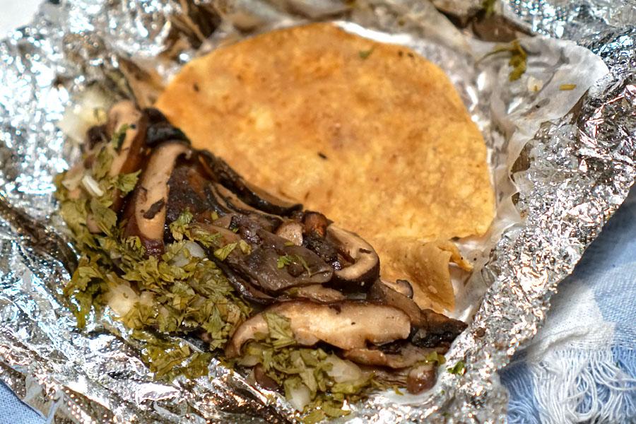 El Hongo Taco