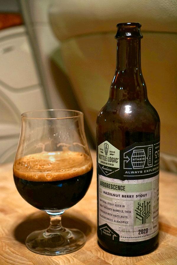 2020 Bottle Logic Arborescence