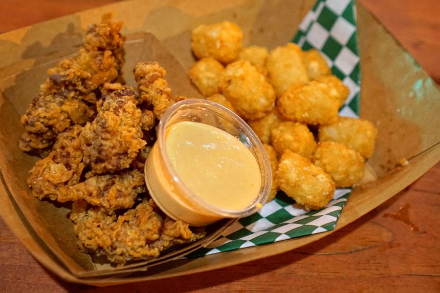 Chicken Fingers & Tots