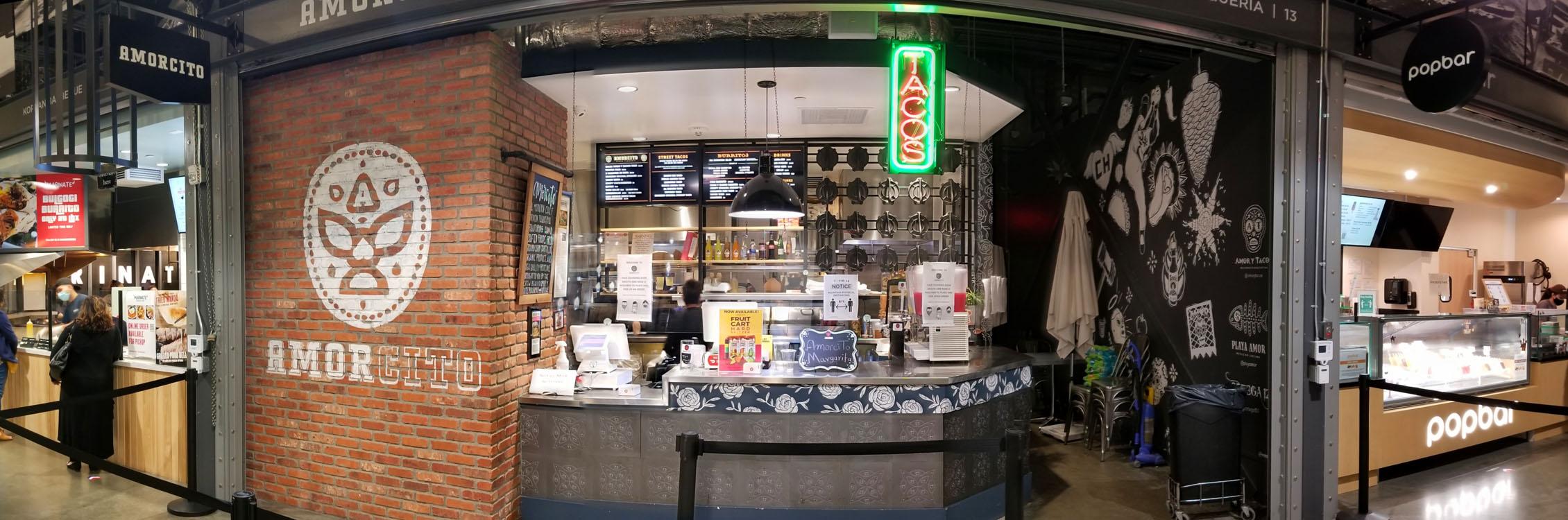 Amorcito Storefront