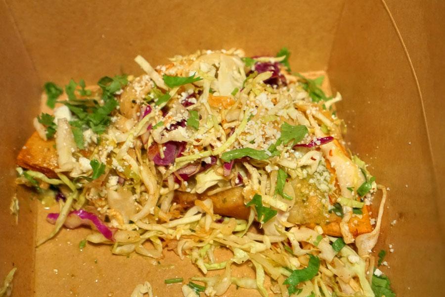 Crispy Sinaloa Shrimp Taco