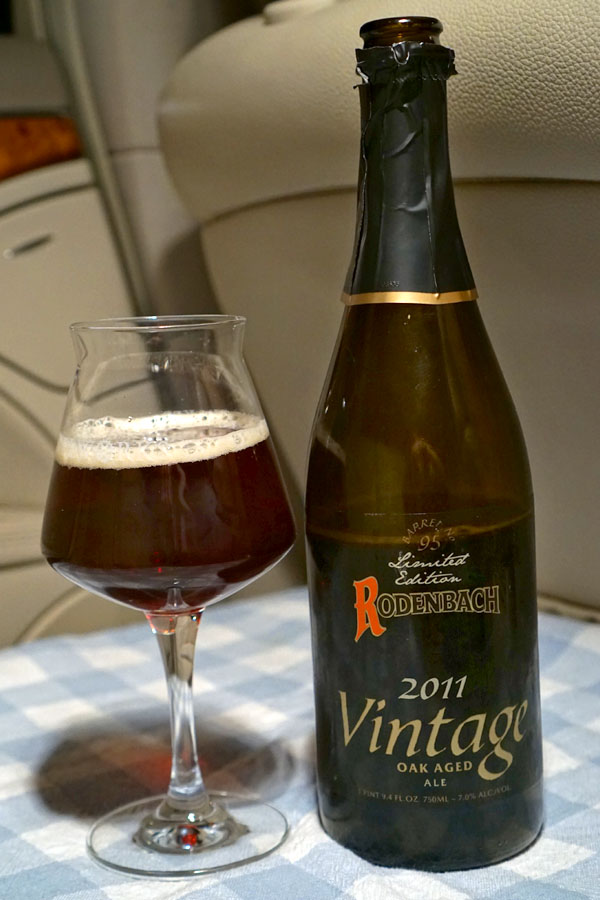2011 Rodenbach Vintage Oak Aged Ale (Barrel No. 95)