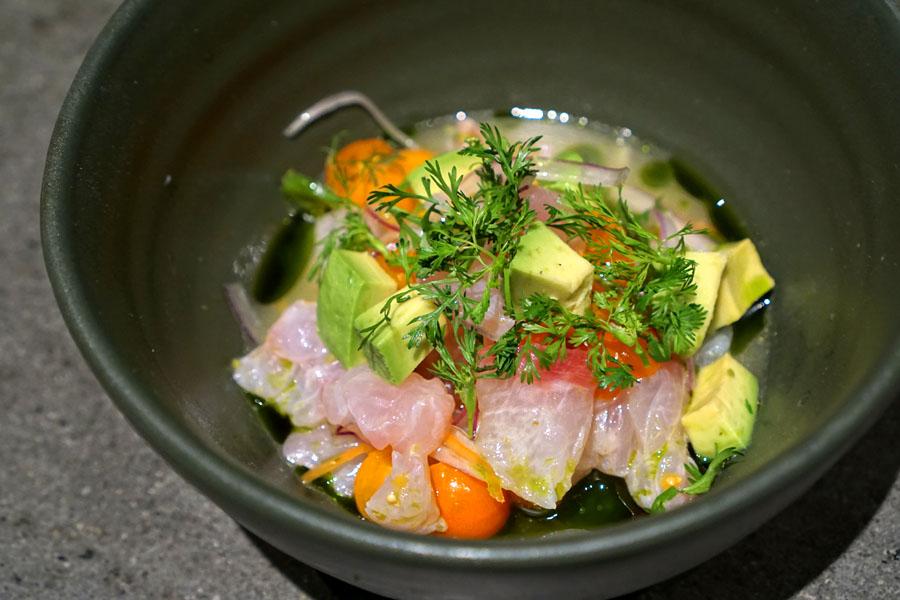 Rockfish Ceviche