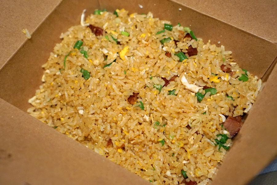 Char Siu Fried Rice
