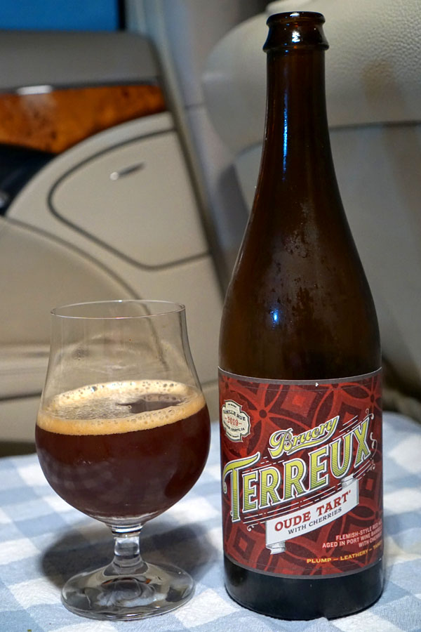 2019 The Bruery Terreux Oude Tart with Cherries