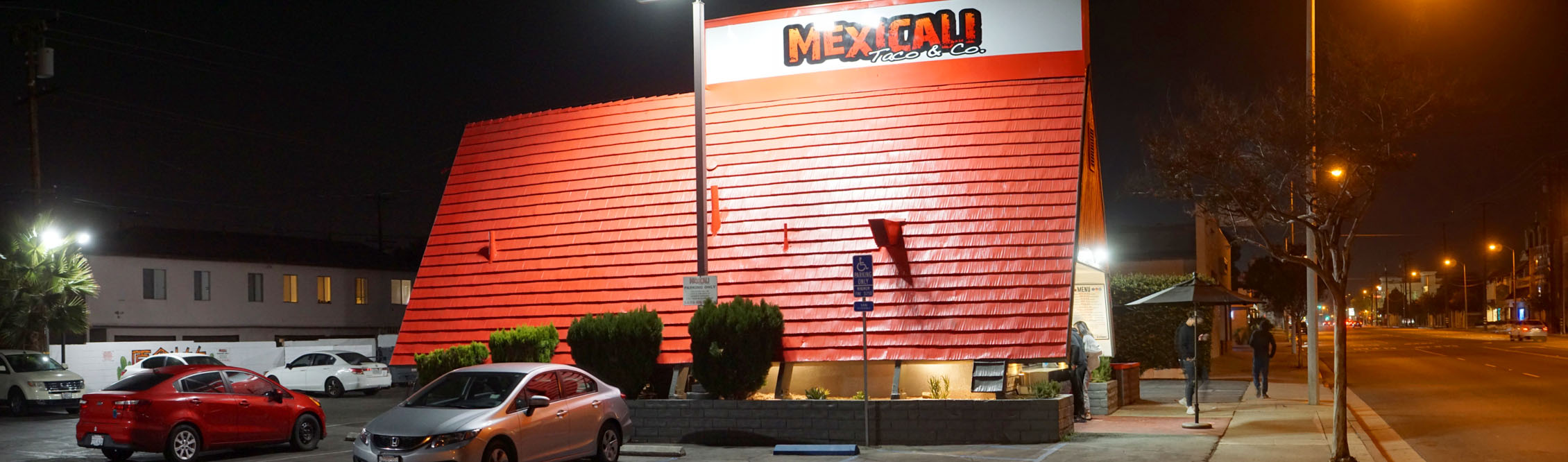 Mexicali Taco & Co Exterior