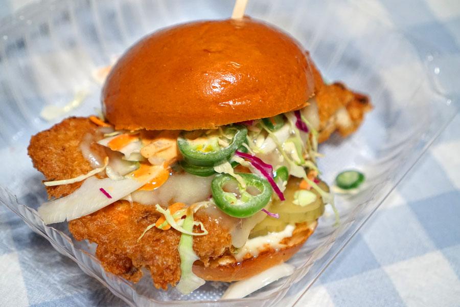 Classic Fried Chicken Sandwich