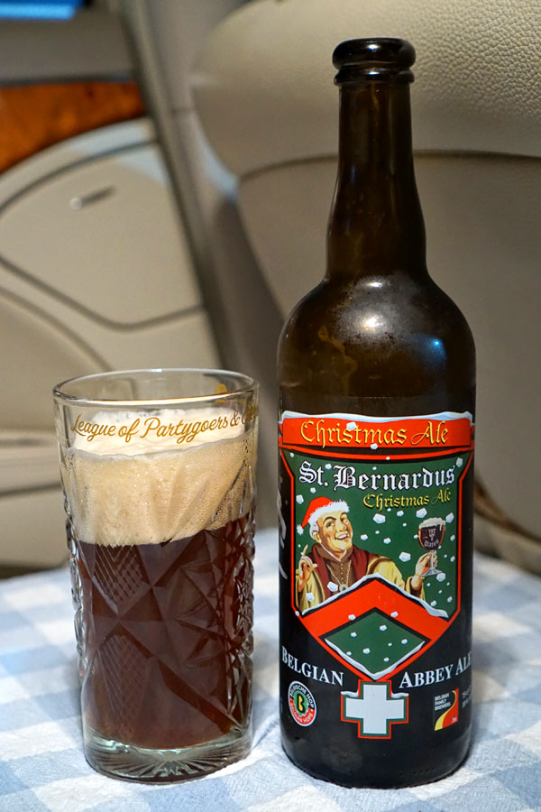 2013 St. Bernardus Christmas Ale