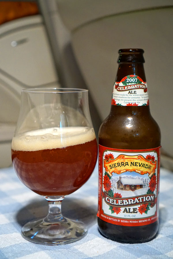 2007 Sierra Nevada Celebration Ale