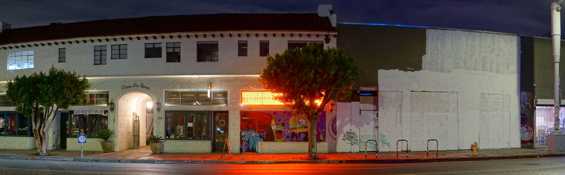 Burgers 99 Exterior