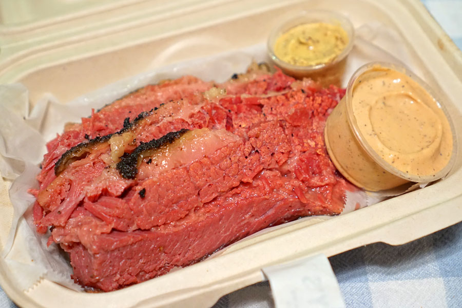 Pastrami by the Pound - 1/2 Pound