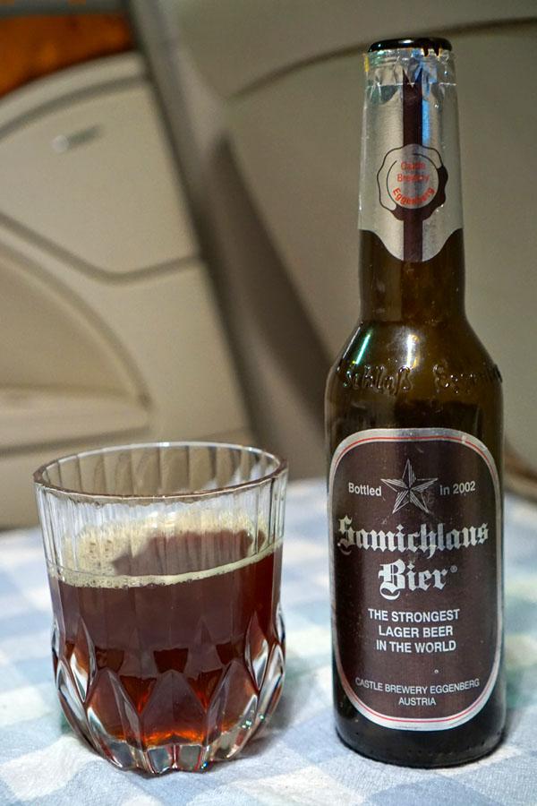 2002 Schloss Eggenberg Samichlaus Classic Bier