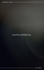 Vespertine Alinea Menu: Supplemental