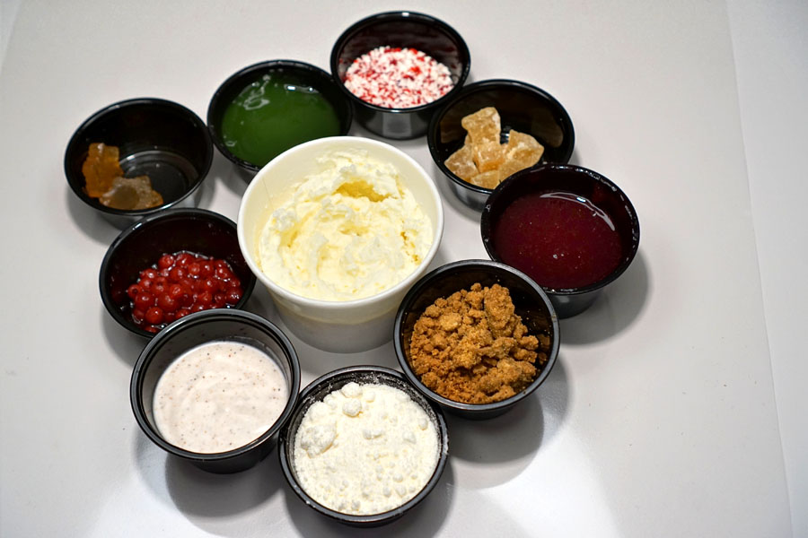Dessert on Your Table (Components)
