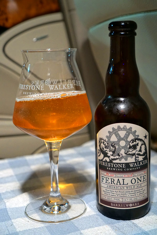 2016 Firestone Walker Feral One Batch 3