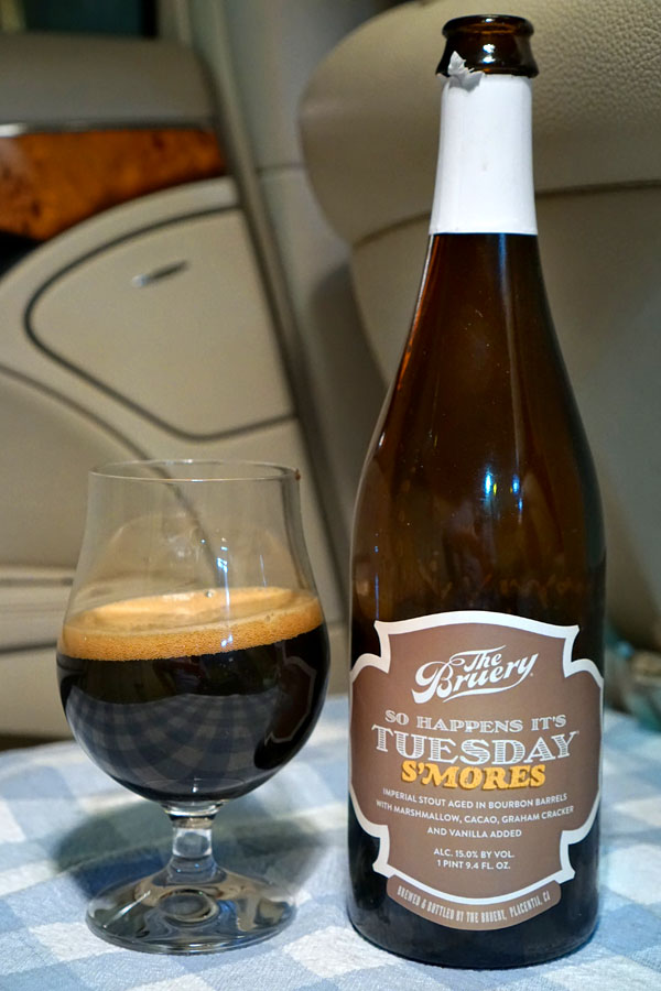 2019 The Bruery So Happens It's Tuesday S'mores
