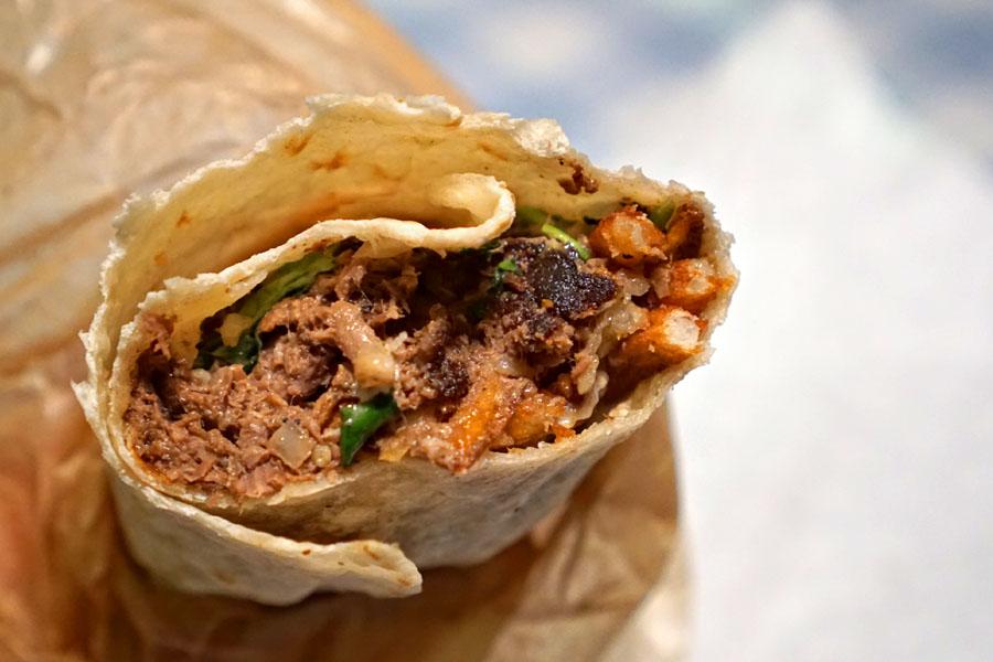 Cali Burrito (Bitten)