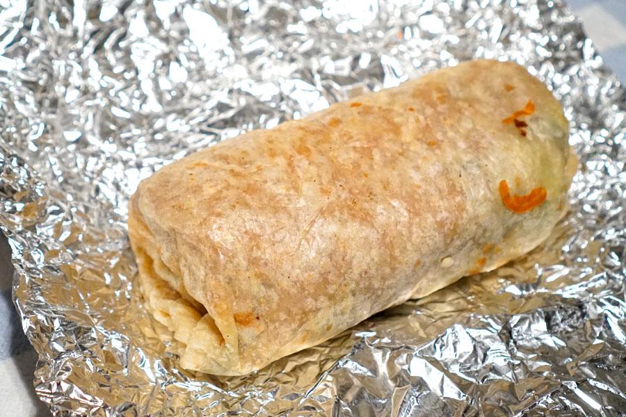 Mezquite Burrito