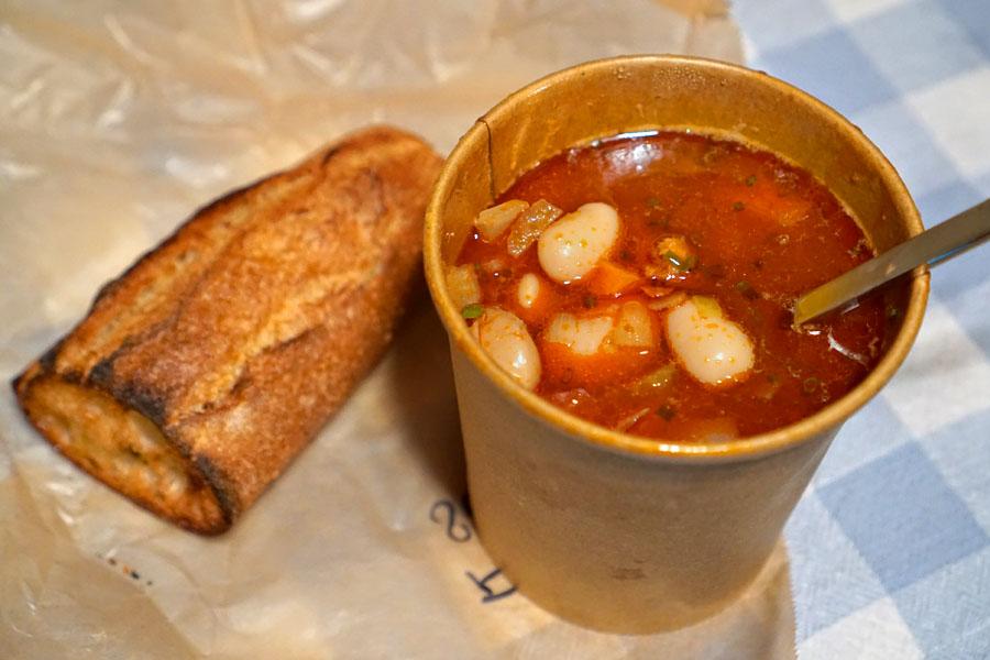 Runner Bean Soup