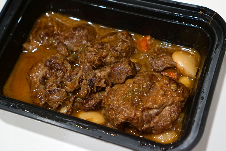 Braised & Glazed Beeler's Pork Cheeks