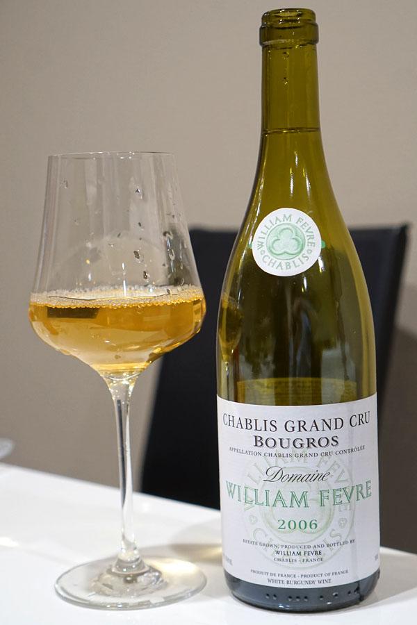 2006 Domaine William Fèvre Chablis Grand Cru Bougros