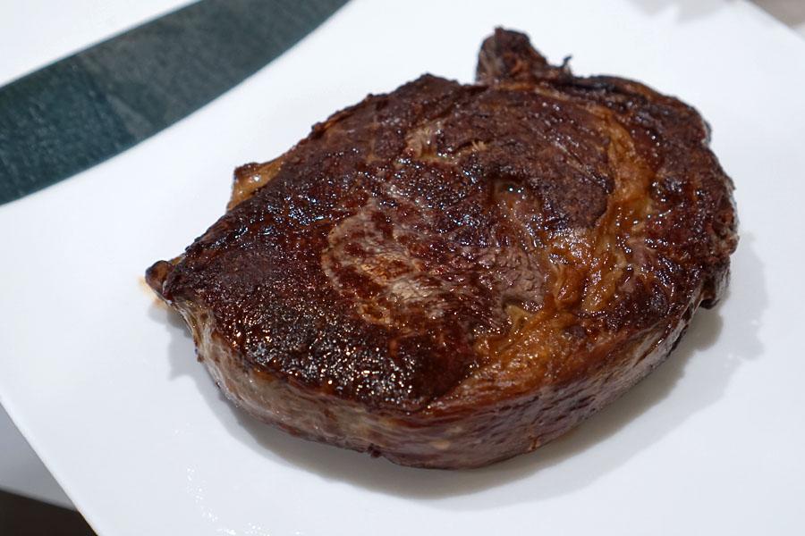Vaca Vieja Galiciana Ribeye (Cooked)