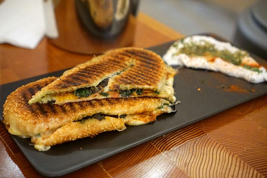 Jerusalem Bagel Toast