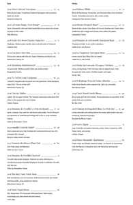 Mazal Wine List