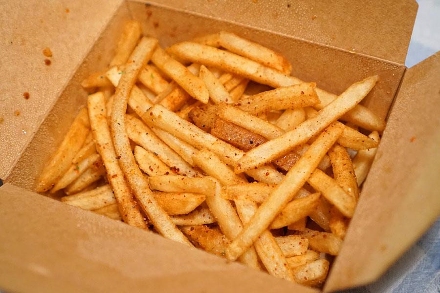 Gamchil French Fries