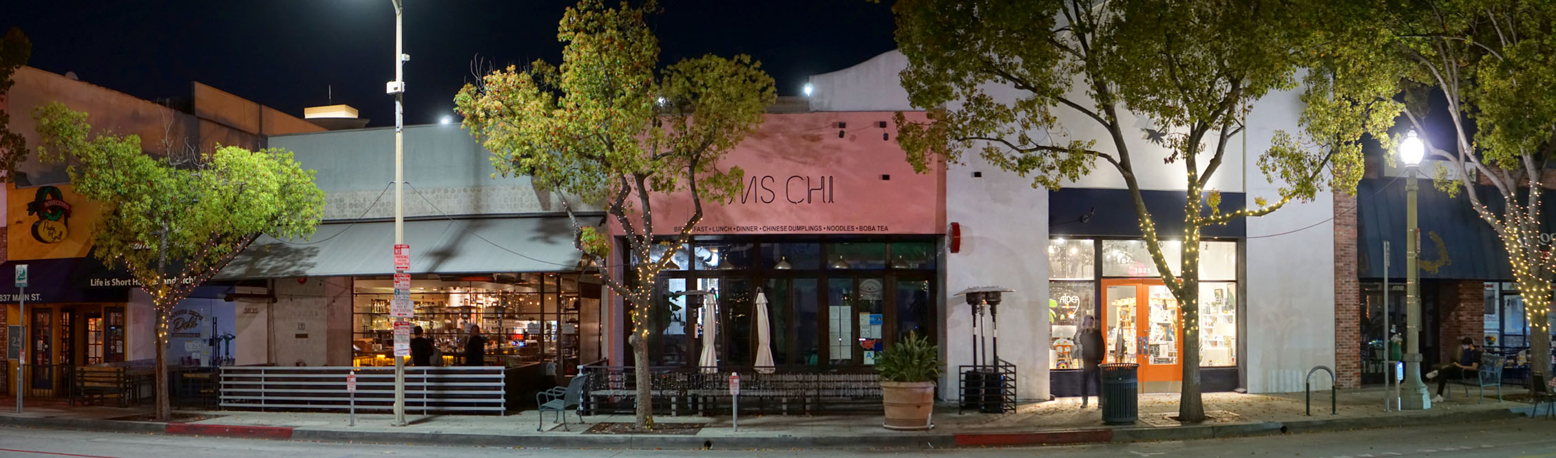 Ms Chi Cafe Exterior