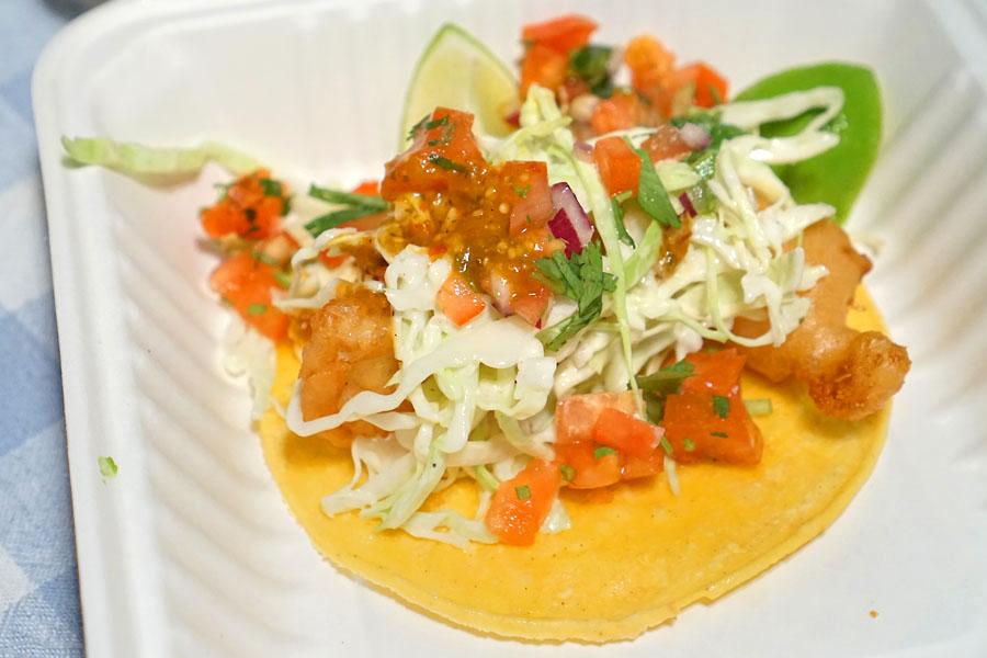Tacos - Pescado
