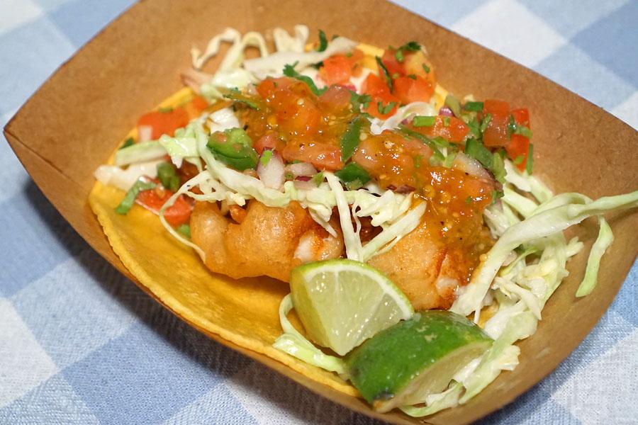 Tacos - Camaron