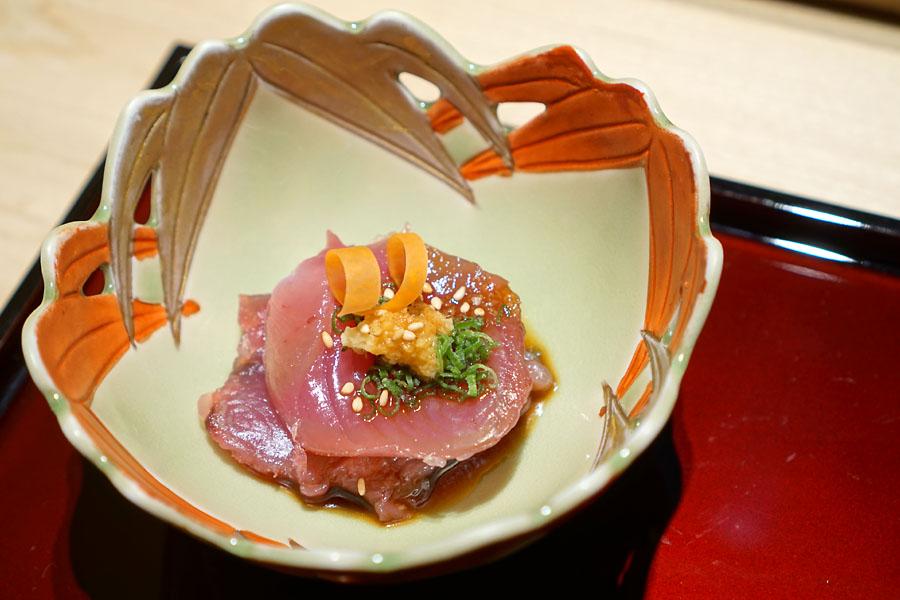 お造り / Sashimi - Katsuo