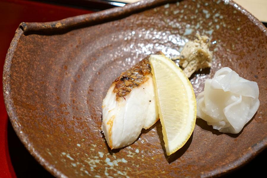 焼物 / Grilled Dish - Madai