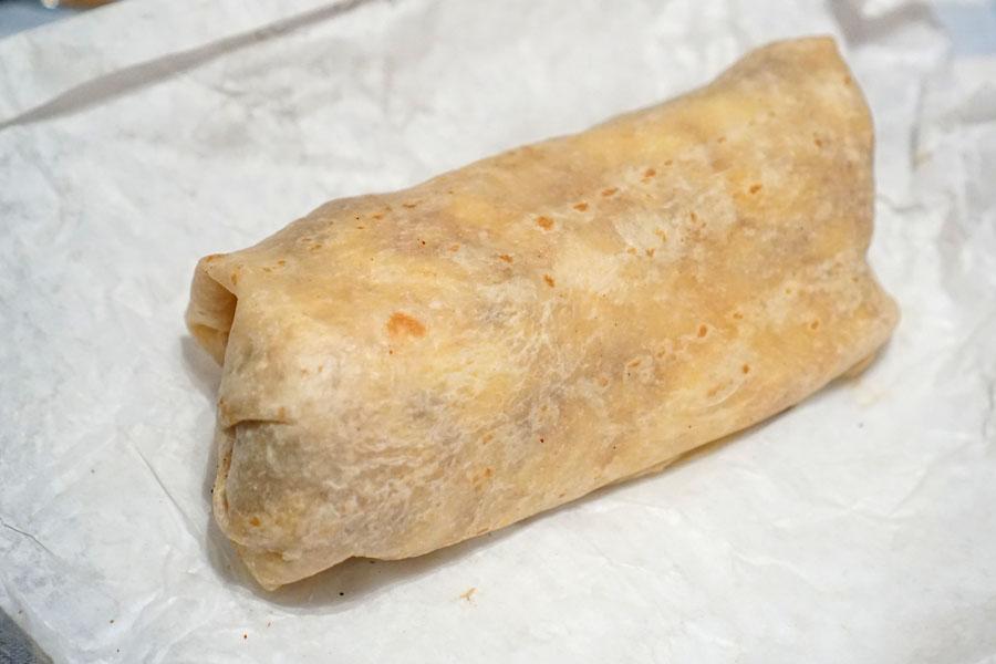 Breakfast Burrito - Sausage
