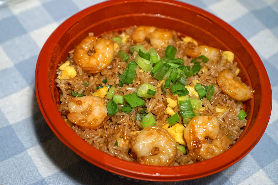 Arroz Chaufa - Shrimp