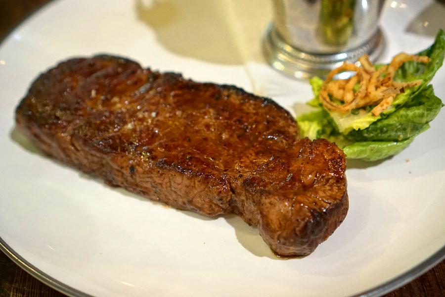 Steak Frites (Close-up)