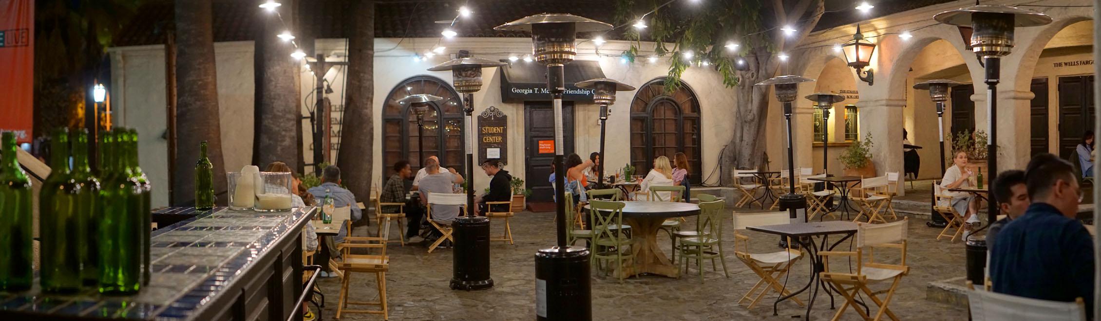 Saso Courtyard