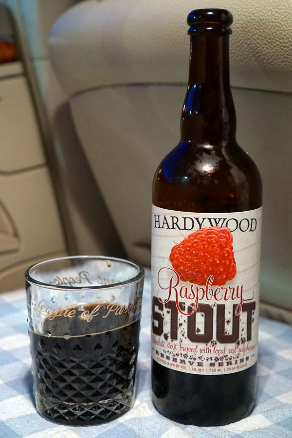 2014 Hardywood Raspberry Stout