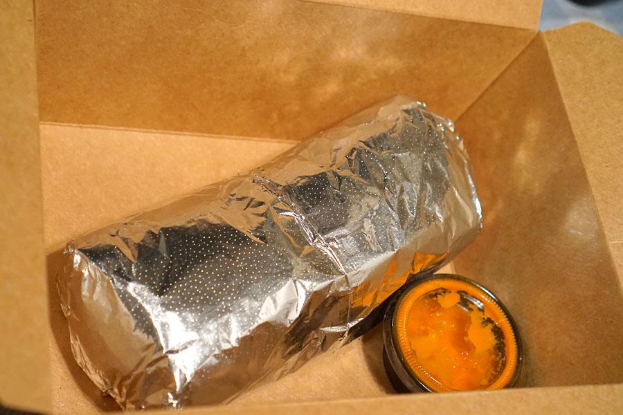Breakfast Burrito (In Box)
