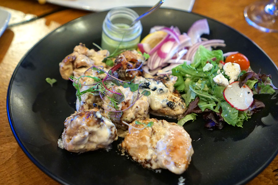 Truffle Oil Chicken Tikka