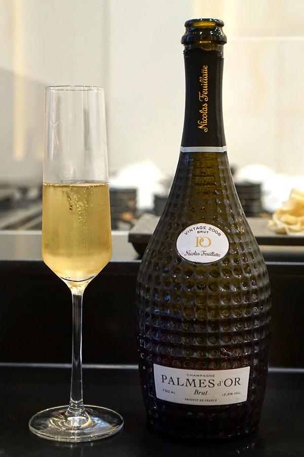 2008 Nicolas Feuillatte Champagne Brut Palmes d'Or